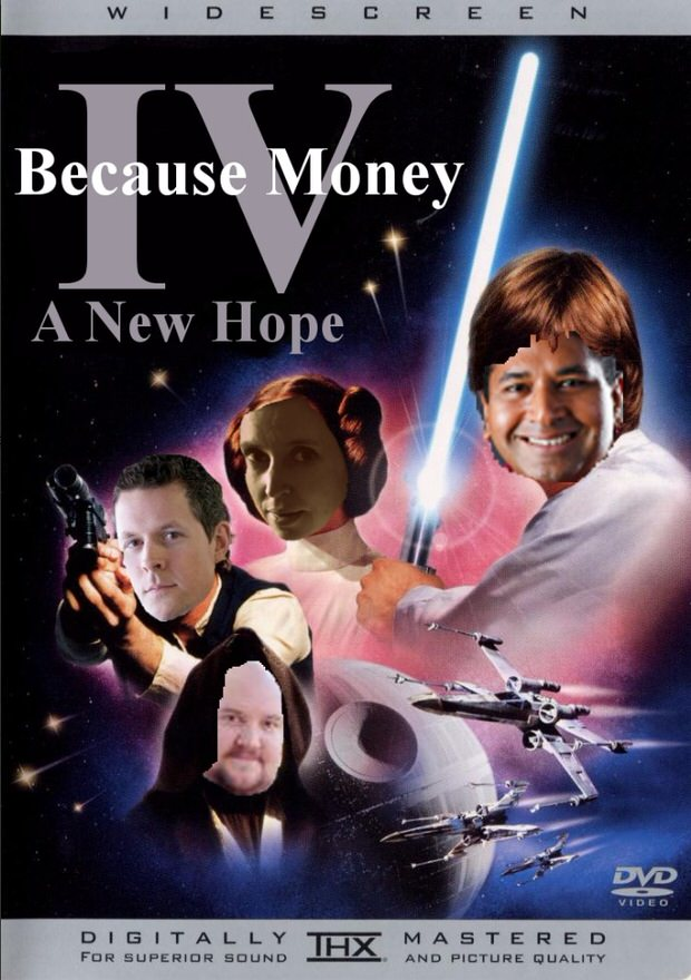 Episode 4 | A New Hope Promo poster