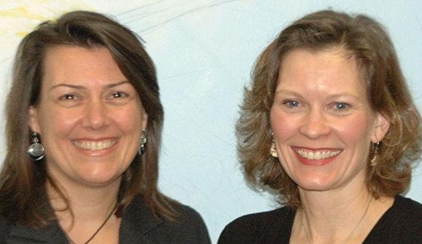 Caroline and Jenni-1